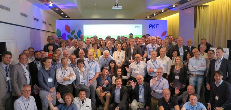 Über uns PKF International