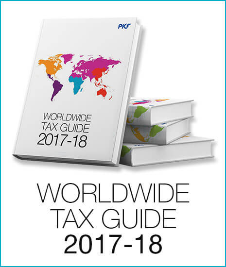 PKF Worldwide Tax Guide