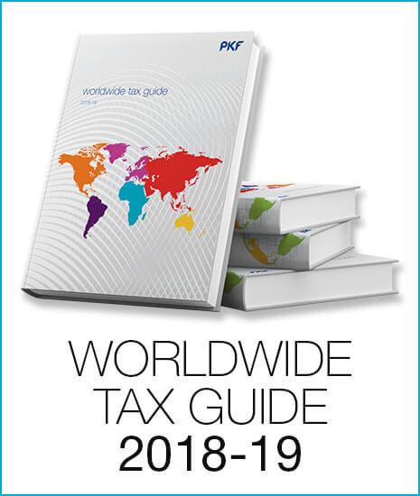 Worldwide Tax Guide 2018-2019