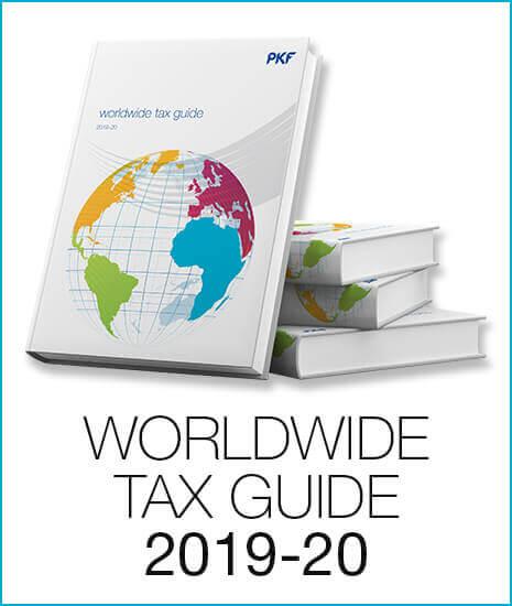PKF Tax Guide - Dünya Vergi Rehberi